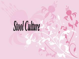 Stool Culture