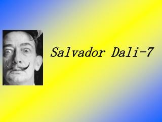 Salvador Dali-7