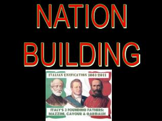 NATION BUILDING