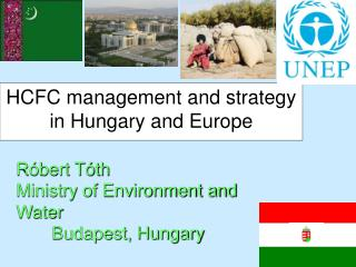 HCFC management and strategy in Hungary and Europe