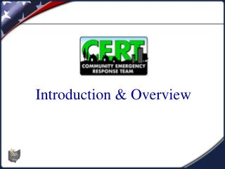 Introduction & Overview