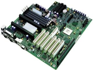 Power Supply, Fan Motherboard CPU, Co-processor Heat Sinks Memory Chips (RAM,ROM,CMOS) Expansion Slots/Expansion Cards
