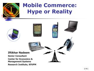 Mobile Commerce:  Hype or Reality