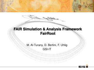 FAIR Simulation