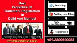 Best Procedure Of Trademark Registration In Delhi And Mumbai