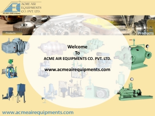 How to Understand the Usage of Air Equipments