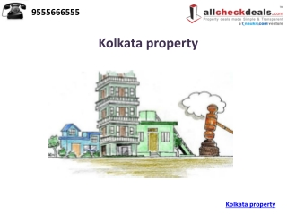 Kolkata property projects