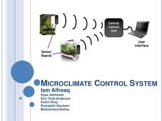Microclimate Control System