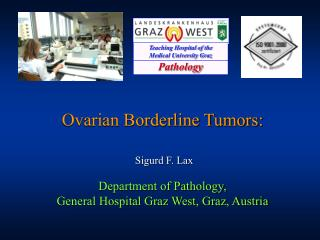 Ovarian Borderline Tumors: