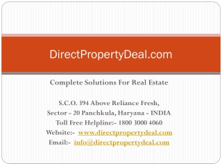 Best Real Estate Websites in India