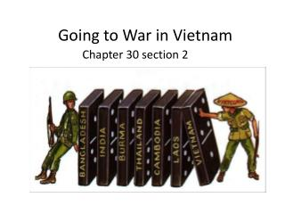 Going to War in Vietnam