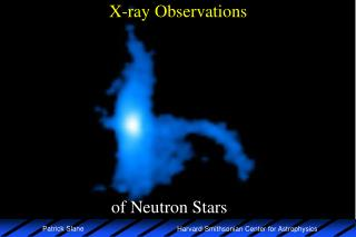 X-ray Observations