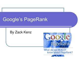 Google's PageRank