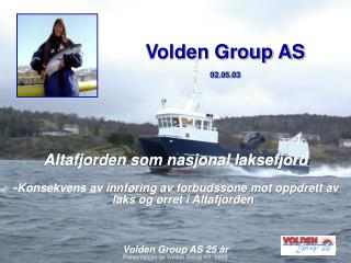 Volden Group AS 02.05.03