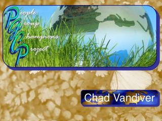 Chad Vandiver