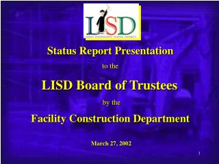 LISD Board of Trustees