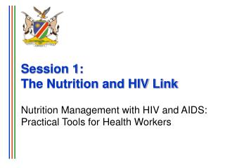 Session 1: