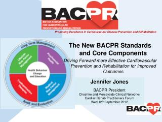The New BACPR Standards and Core Components Driving Forward more Effective Cardiovascular Prevention and Rehabilitation