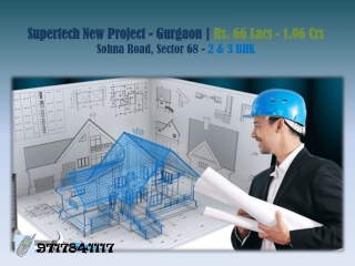 Supertech New Project In Gurgaon - Application Form