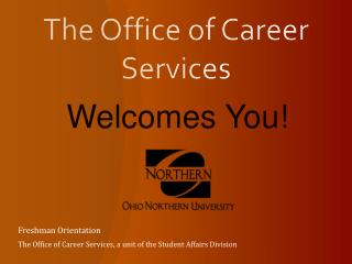 The Office of Career Services