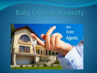 Bally Chohan Property