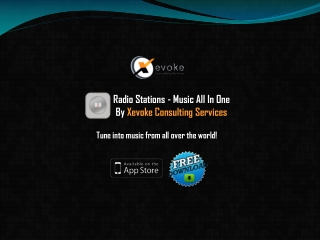 Radio Stations - Music All In One For iPhone