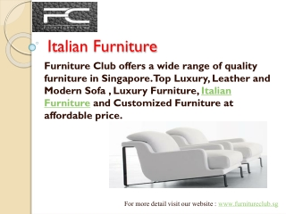 Best Colletion of furniture product supplier in Singapore