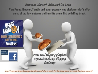 Blog Beast Empower Network(EVN2.0) Released
