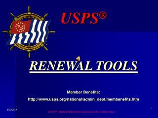 USPS ®