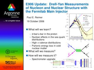 E906 Update:  Drell-Yan Measurements of Nucleon and Nuclear Structure with the Fermilab Main Injector