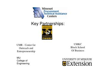 Key Partnerships: