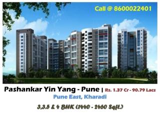 Pashankar Yin Yang Pune - Download Application Form