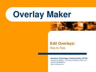 Overlay Maker
