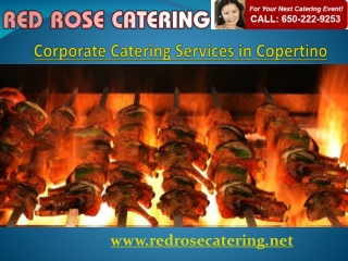 Corporate Catering Services Copertino