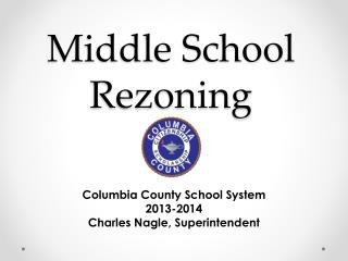 Middle School Rezoning