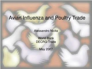 Avian Influenza and Poultry Trade