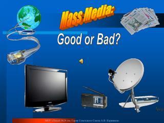 Mass Media: