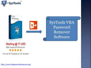 How to Recover VBA Password