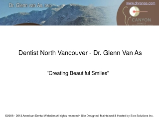 cosmetic dentist North Vancouver,dentist North Vancouver