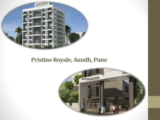 Pristine Royale, Aundh, Pune