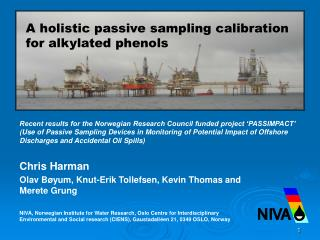 A holistic passive sampling calibration for alkylated phenols