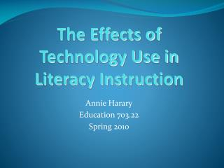 Annie Harary