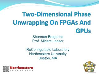 Two-Dimensional P hase U nwrapping O n FPGAs And GPUs