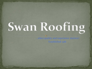 Get Familiar With Some Terms Used By Residential Roofing Com