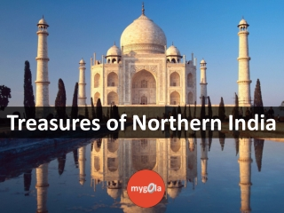 Treasures of Northern India