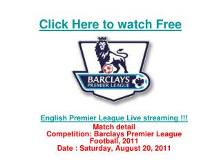 watch arsenal vs liverpool english premier league football l