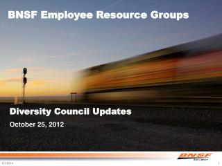 BNSF Employee Resource Groups