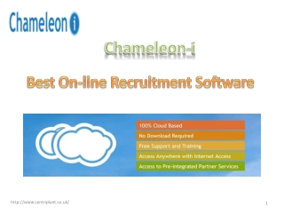 Recruitment Software Solutions