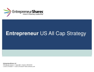 ER US All Cap Strategy