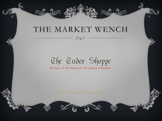 The Market Wench